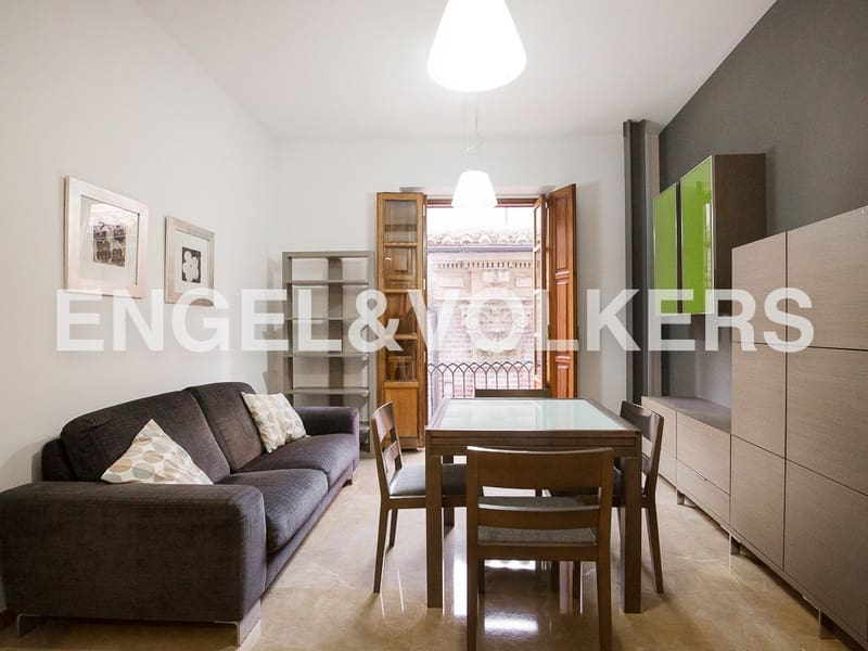 2 bedroom Flat for rent in Valencia city - € 1,400 (Ref: 5044783)
