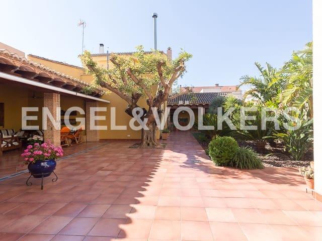 Chalet de 6 habitaciones en Cárcer en venta con garaje - 565.000 € (Ref: 5121417)