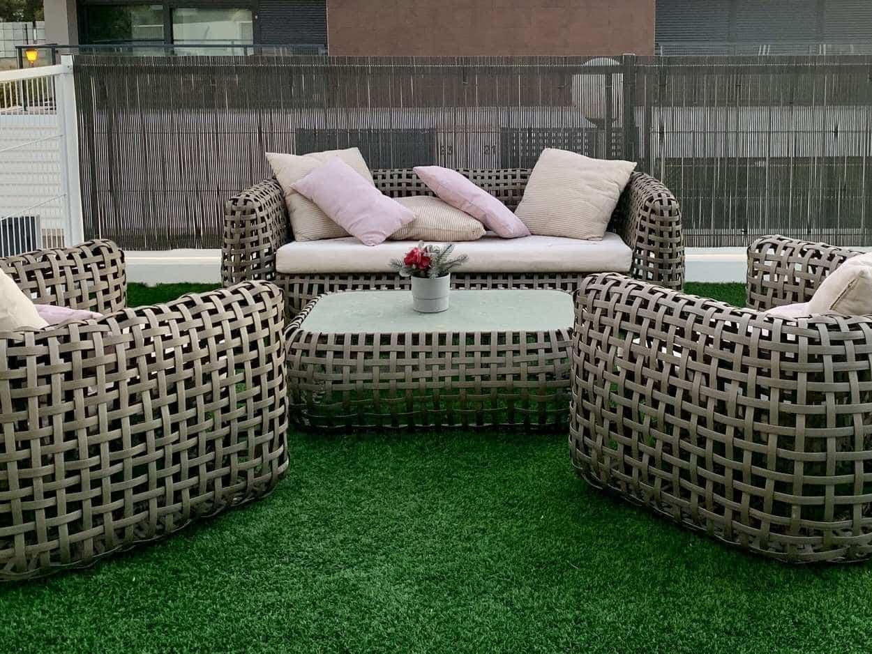 Villa/Maison Semi-Mitoyenne de 3 chambres à louer à San Antonio de Benageber avec garage - 1 980 € (Ref: 5155789)