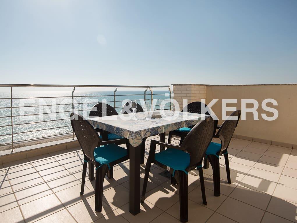3 slaapkamer Flat te huur in Moncofa met garage - € 2.100 (Ref: 5207045)