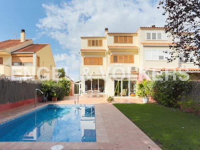 4 slaapkamer Halfvrijstaande villa te huur in Paiporta met zwembad garage - € 1.400 (Ref: 5409765)