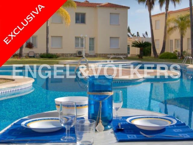 Pareado de 2 habitaciones en Oliva Nova en venta con piscina garaje - 170.000 € (Ref: 5556049)