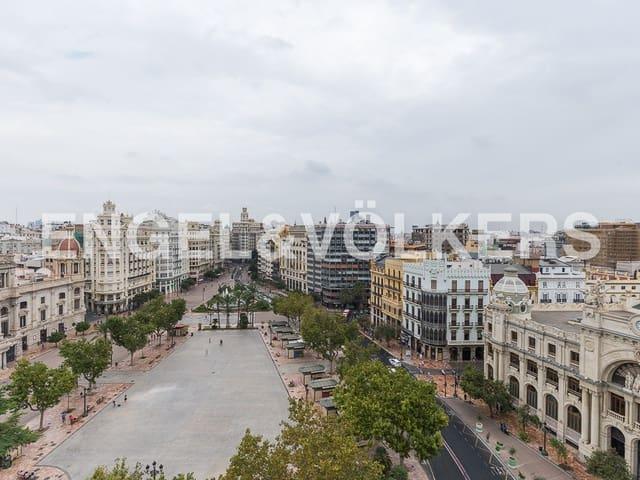 2 slaapkamer Flat te huur in Valencia stad - € 2.500 (Ref: 5590007)