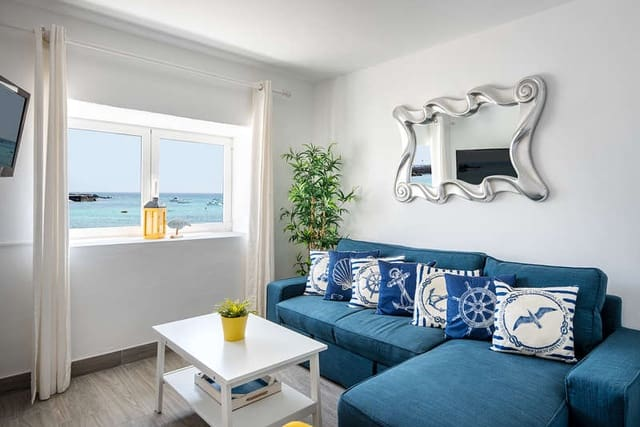 2 soveværelse Finca/Landehus til leje i Punta Mujeres med garage - € 1.300 (Ref: 5756679)