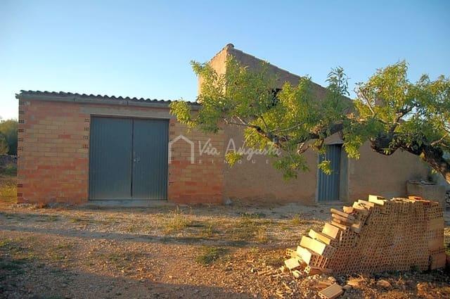 Teren niezagospodarowany na sprzedaż w El Perello - 70 000 € (Ref: 4985220)