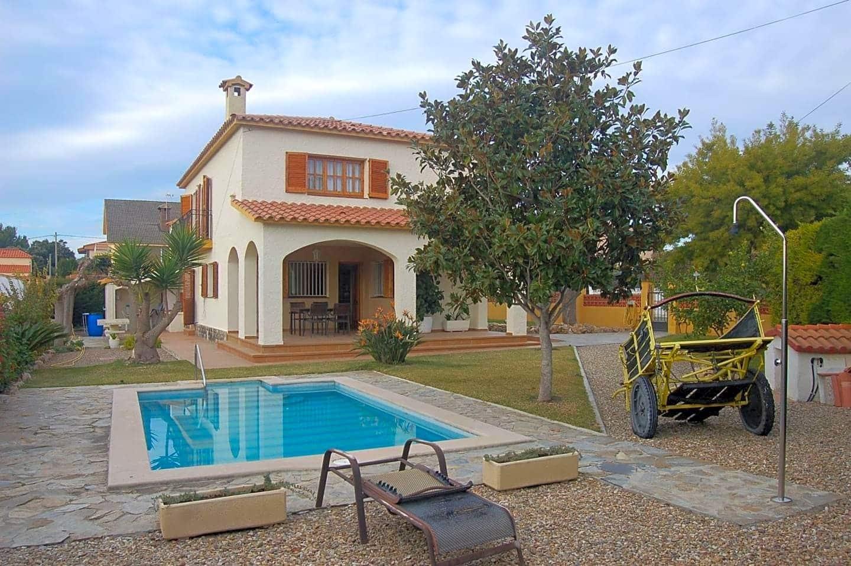 5 soverom Villa til salgs i El Catllar med svømmebasseng - € 312 000 (Ref: 4985255)