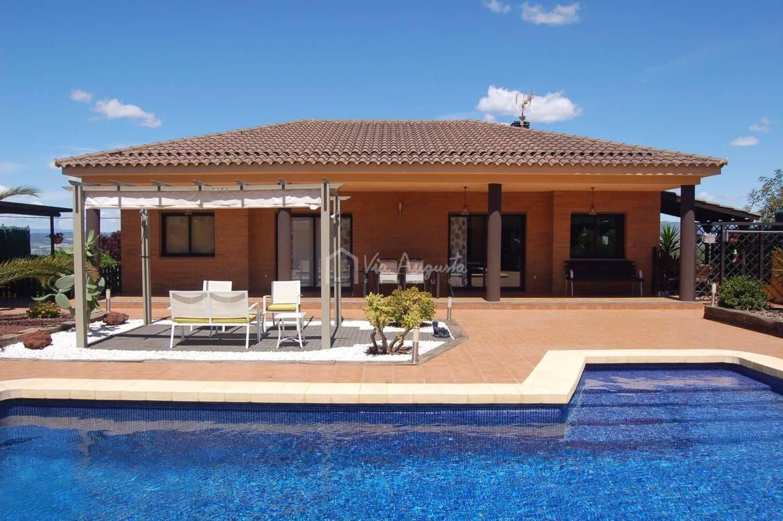 4 soverom Villa til salgs i Calafell med svømmebasseng - € 580 000 (Ref: 4985294)