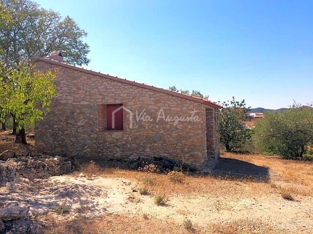 Teren niezagospodarowany na sprzedaż w Rasquera - 50 000 € (Ref: 4985332)