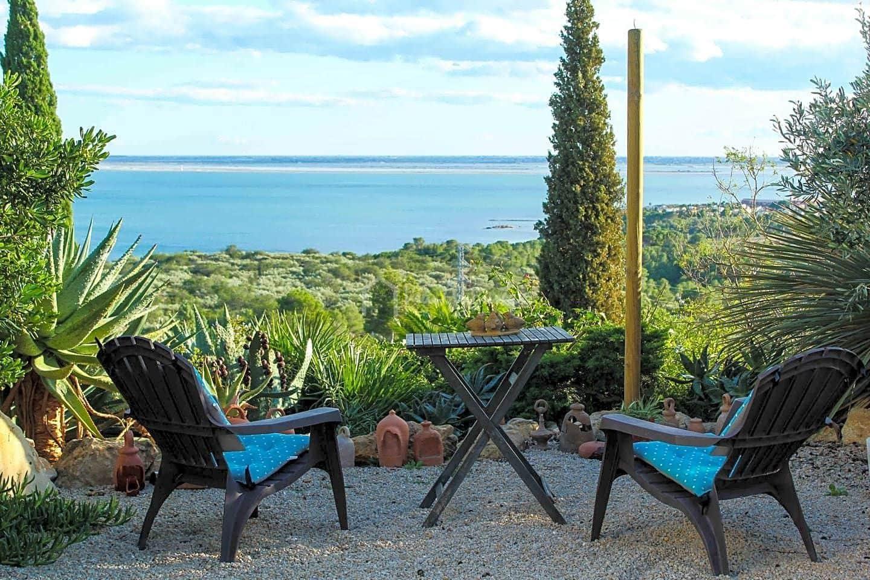 Finca/Casa Rural de 7 habitaciones en El Perelló en venta con piscina - 850.000 € (Ref: 4988465)