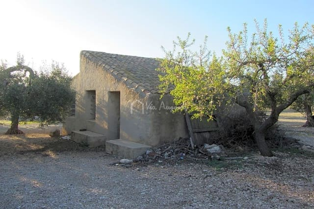 Grunde uden byggetilladelser til salg i Camarles - € 110.000 (Ref: 5174416)