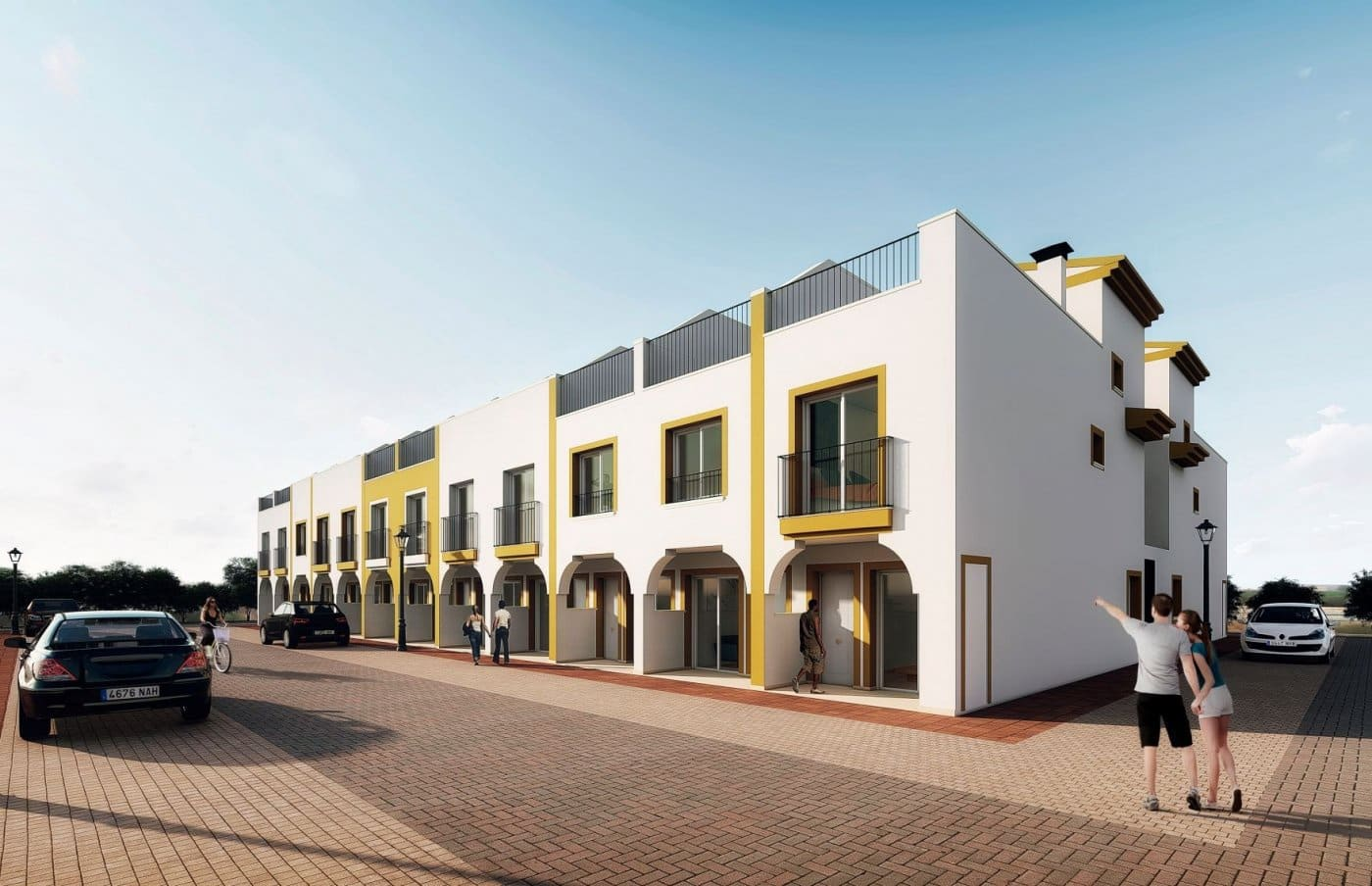 3 sovrum Radhus till salu i Murcia stad med pool garage - 85 700 € (Ref: 5811853)