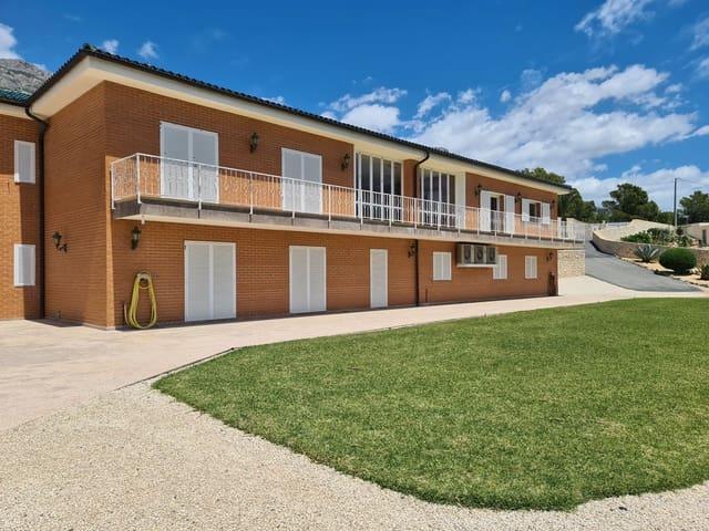 5 soveværelse Villa til salg i Altea la Vella med swimmingpool garage - € 1.500.000 (Ref: 6084963)