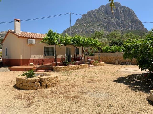 3 chambre Finca/Maison de Campagne à vendre à Finestrat avec garage - 230 000 € (Ref: 4831515)