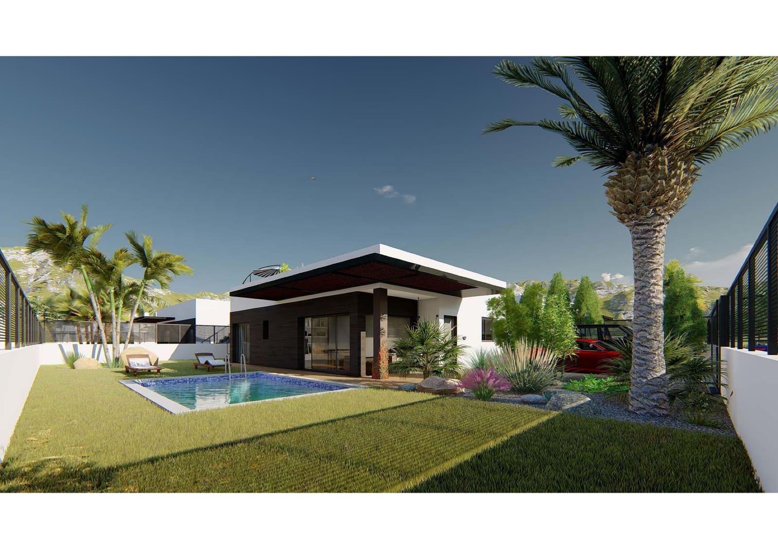 Chalet de 3 habitaciones en Polop en venta con piscina - 327.900 € (Ref: 4833302)