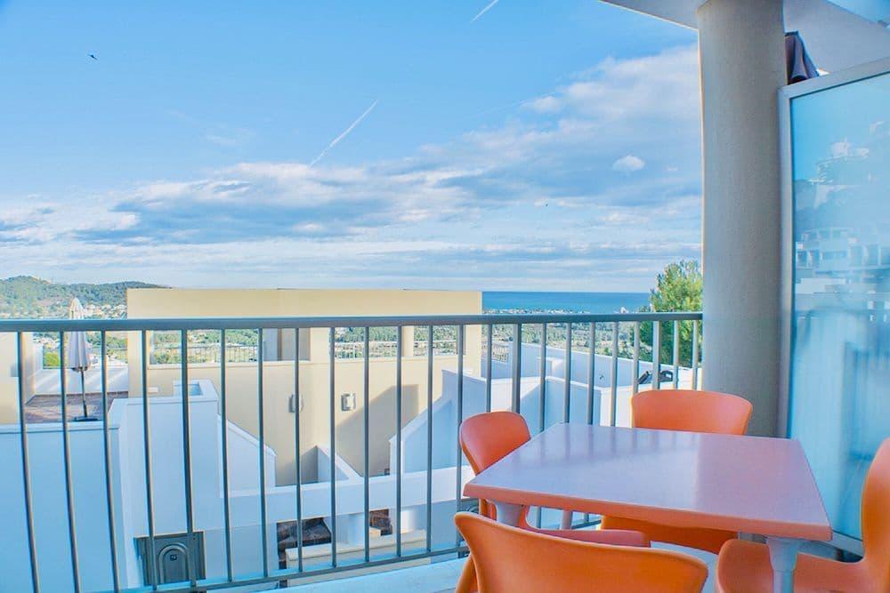 3 soveværelse Bungalow til leje i Calpe / Calp med swimmingpool - € 950 (Ref: 5997286)