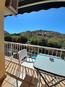 2 sovrum Lägenhet att hyra i Alicante stad - 570 € (Ref: 5375782)