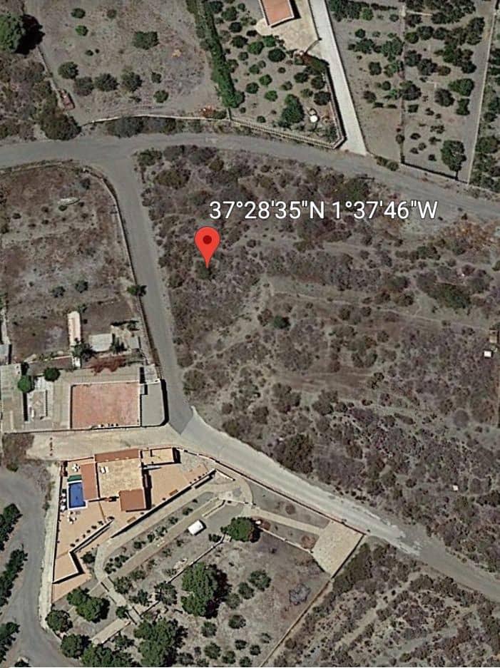 Działka budowlana na sprzedaż w Aguilas - 57 000 € (Ref: 5631564)