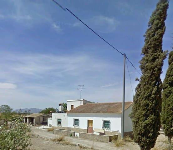 6 sypialnia Finka/Dom wiejski na sprzedaż w Lorca - 115 000 € (Ref: 5691081)