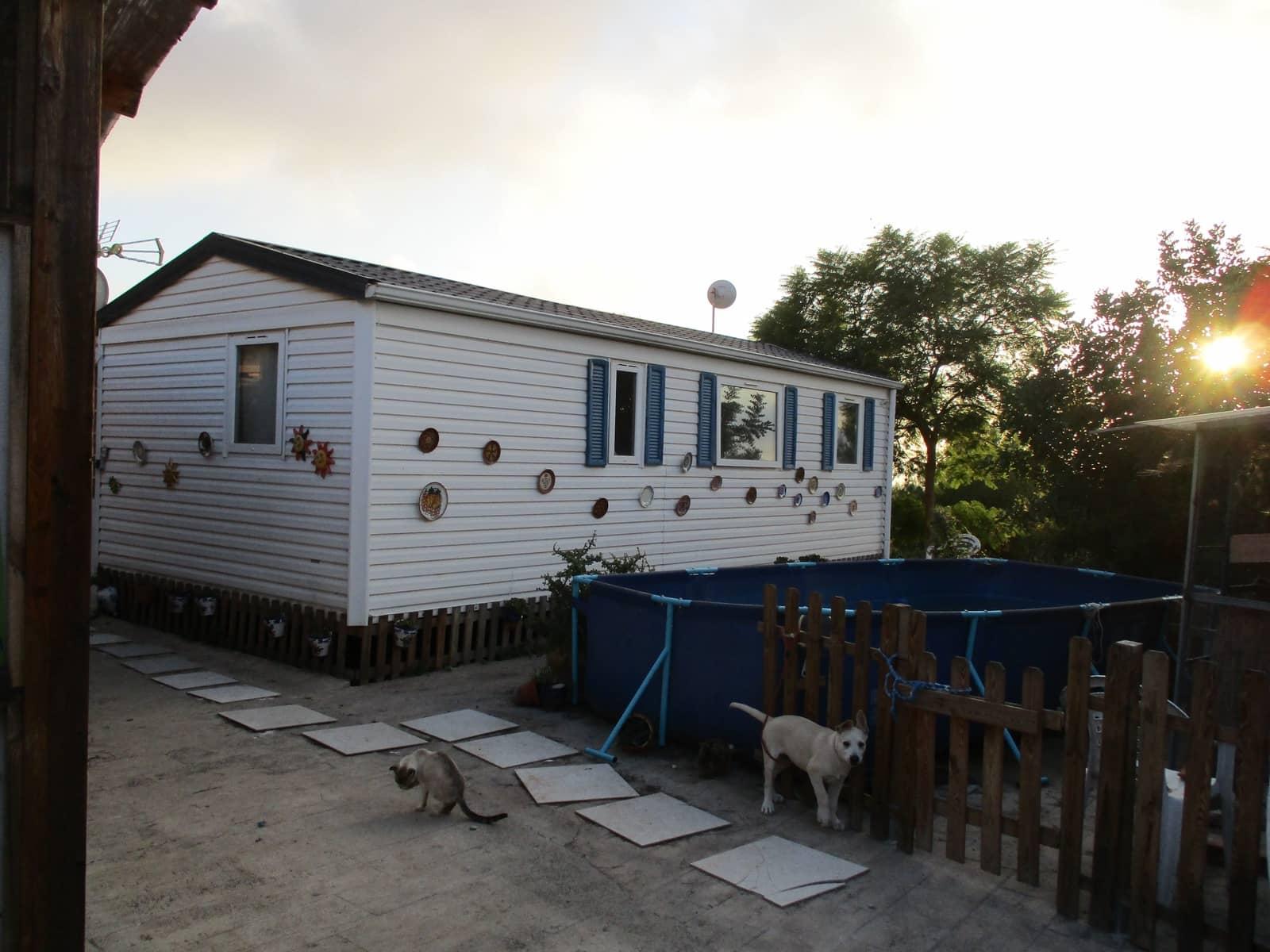 4 sypialnia Domek mobilny na sprzedaż w Aguilas z basenem - 30 000 € (Ref: 5781016)