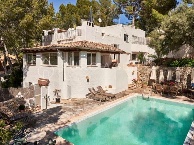 Chalet de 3 habitaciones en Portals Nous en venta con piscina garaje - 950.000 € (Ref: 5409254)