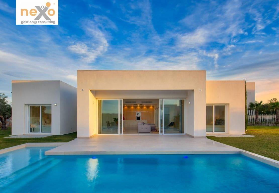 Chalet de 3 habitaciones en Las Colinas Golf en venta con piscina - 485.000 € (Ref: 4837854)
