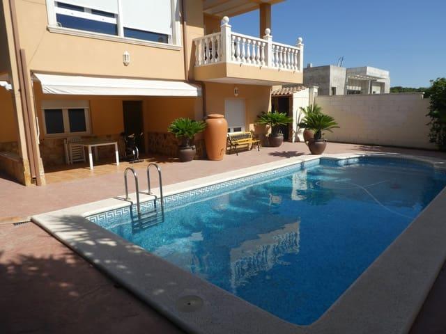 4 slaapkamer Villa te huur in Petrel / Petrer met garage - € 1.100 (Ref: 5540713)