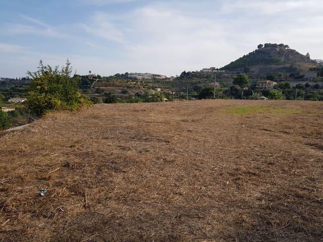 Terreno Non Edificato in vendita in Polop - 50.000 € (Rif: 6039298)