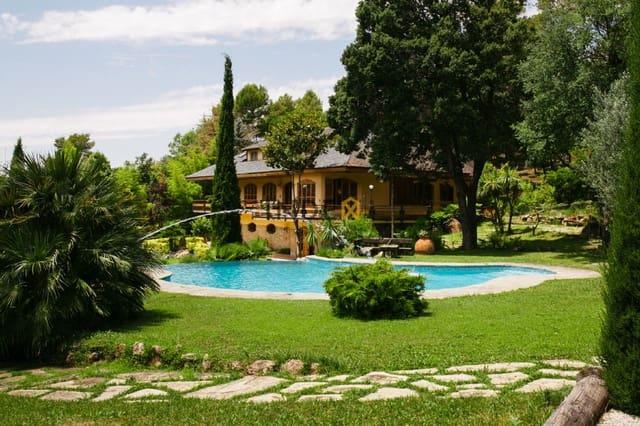 10 chambre Villa/Maison à vendre à Begues avec piscine garage - 2 500 000 € (Ref: 4839912)