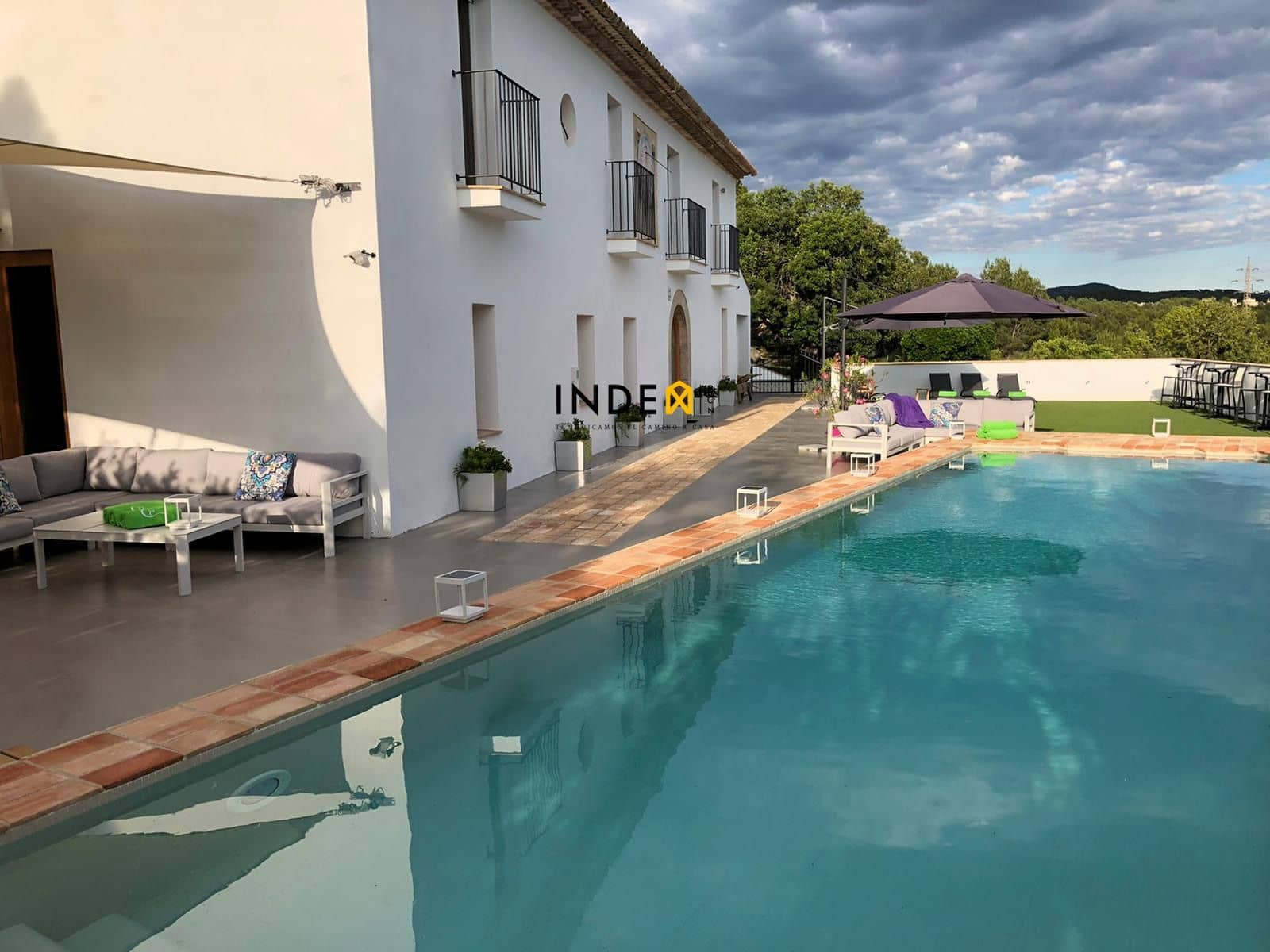 7 sypialnia Willa do wynajęcia w Sant Pere de Ribes z basenem garażem - 39 500 € (Ref: 5694712)