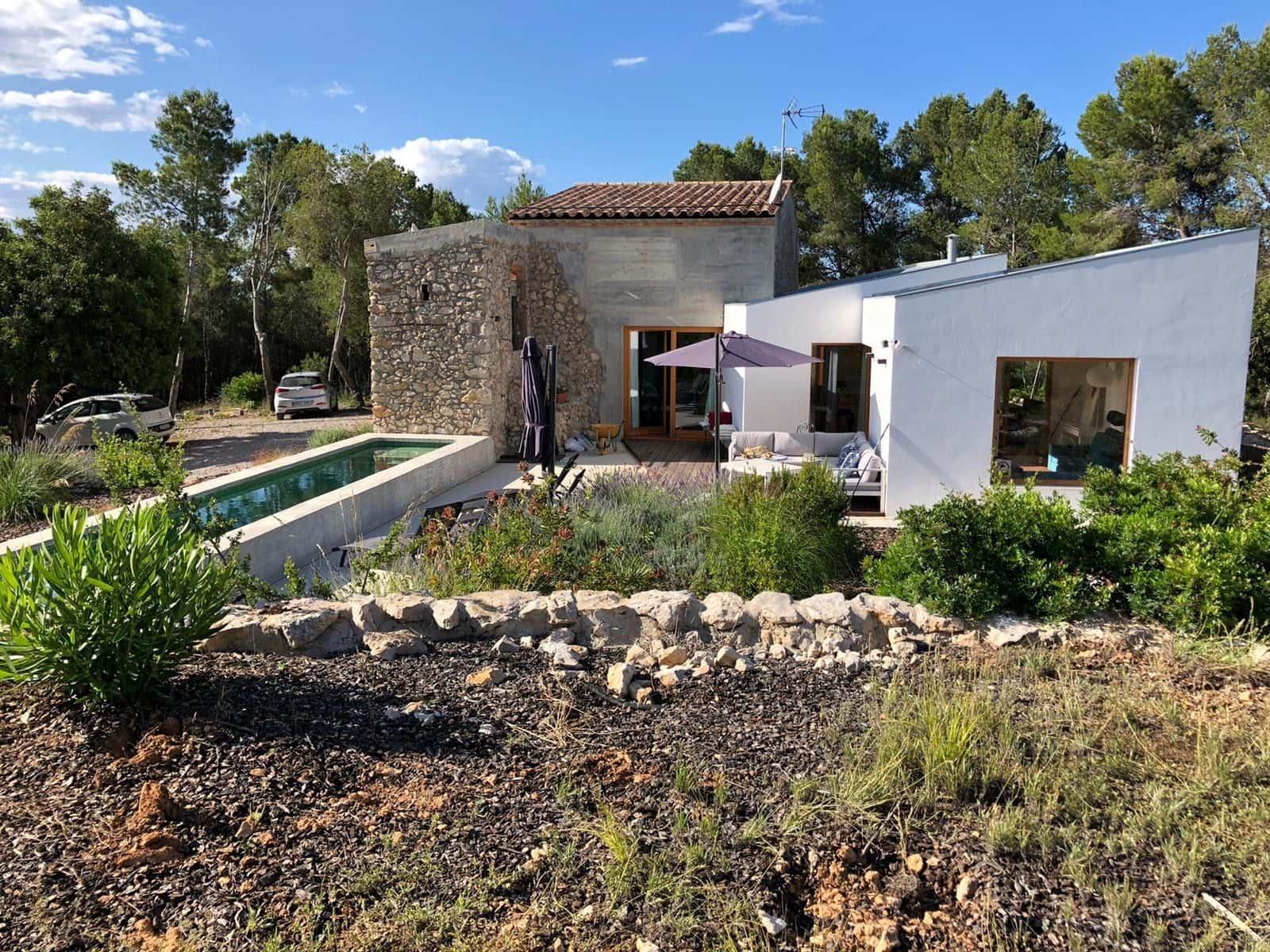 3 sypialnia Willa do wynajęcia w Sant Pere de Ribes z basenem garażem - 8 400 € (Ref: 5694713)