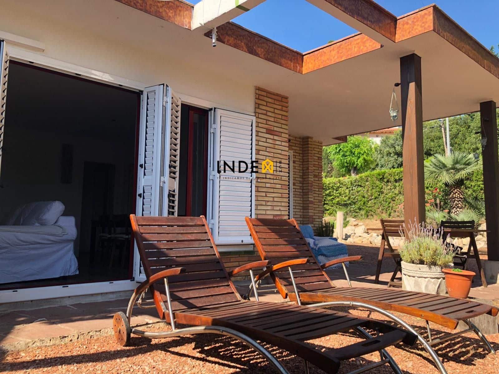 2 sypialnia Willa na kwatery wakacyjne w Sitges z garażem - 1 200 € (Ref: 5694725)