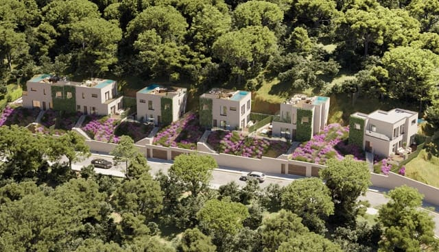 Chalet de 4 habitaciones en Vallirana en venta con piscina garaje - 380.000 € (Ref: 5836013)