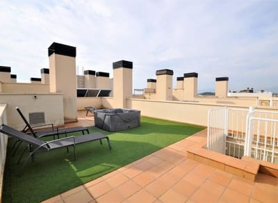 2 bedroom Penthouse for sale in Cambrils with pool garage - € 205,000 (Ref: 4954153)