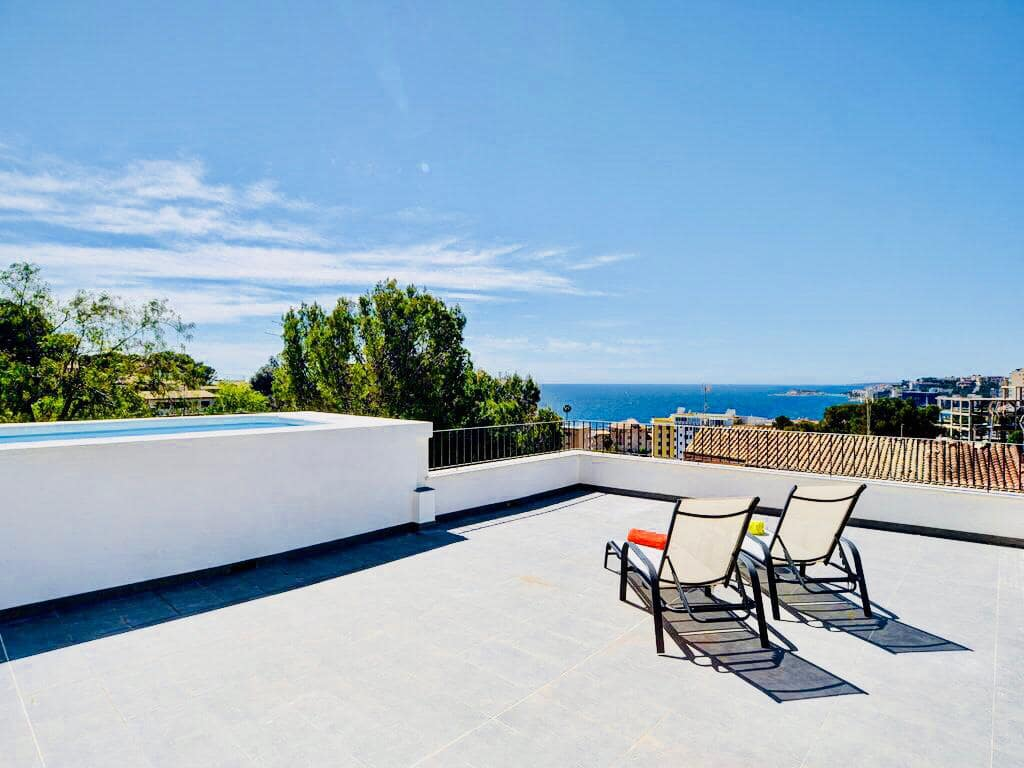 5 bedroom Townhouse for sale in Cala Mayor with pool - € 2,200,000 (Ref: 5043743)