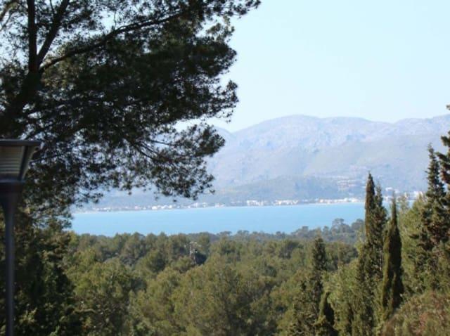 Teren niezagospodarowany na sprzedaż w Alcudia - 335 000 € (Ref: 5416721)