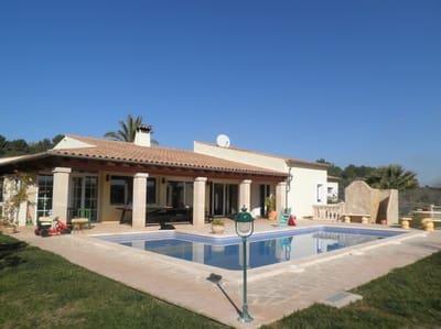 4 chambre Finca/Maison de Campagne à vendre à Cala Murada - 1 290 000 € (Ref: 5416755)
