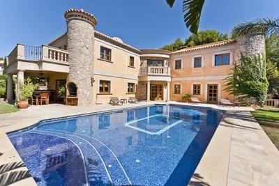 4 bedroom Villa for sale in Sol de Mallorca - € 2,995,000 (Ref: 5416756)