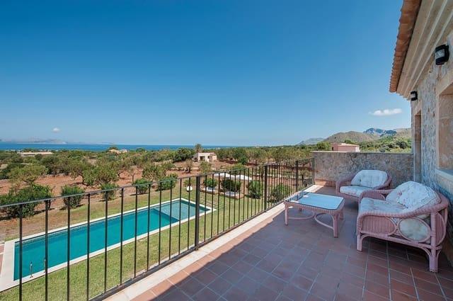 Finca/Casa Rural de 8 habitaciones en Colonia de Sant Pere / Colonia de San Pedro en venta - 3.700.000 € (Ref: 5416799)