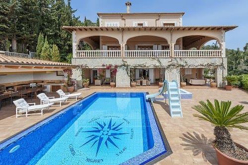 Chalet de 4 habitaciones en Bunyola en venta - 1.890.000 € (Ref: 5416822)