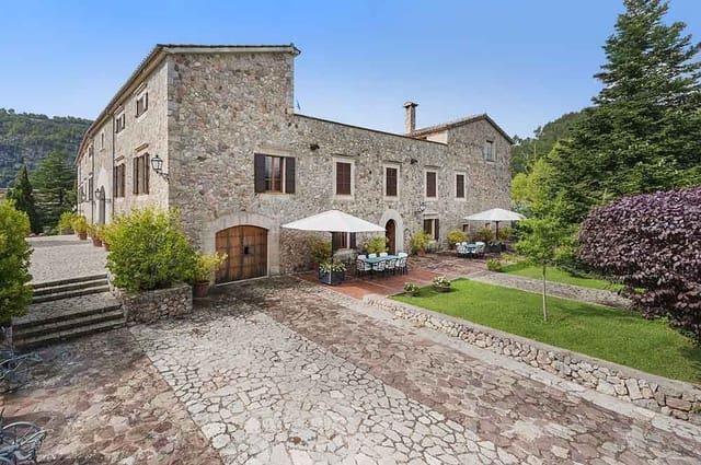 10 soveværelse Byhus til salg i Puigpunyent - € 26.500.000 (Ref: 5416843)