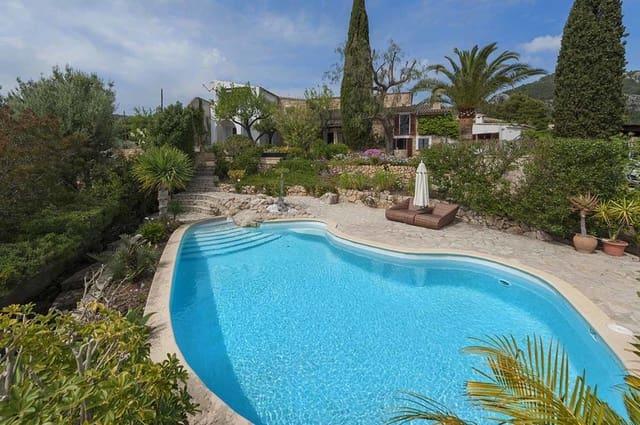 Chalet de 3 habitaciones en Es Capdella en venta - 2.200.000 € (Ref: 5416864)