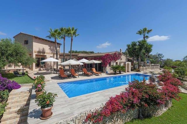 6 quarto Moradia para venda em Montuiri - 1 690 000 € (Ref: 5416865)