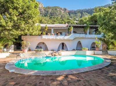 6 bedroom Villa for sale in Puerto de Andratx - € 6,500,000 (Ref: 5416913)