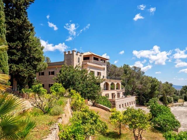 16 chambre Maison de Ville à vendre à Son Vida - 13 500 000 € (Ref: 5416934)