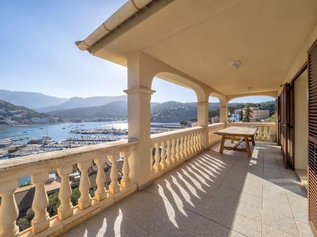 5 chambre Penthouse à vendre à Puerto de Soller / Port de Soller - 1 290 000 € (Ref: 5416999)