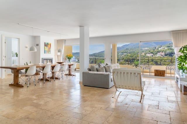 4 sovrum Takvåning till salu i Puerto Portals - 1 500 000 € (Ref: 5417041)