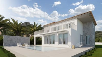 4 bedroom Finca/Country House for sale in Andratx - € 2,550,000 (Ref: 5417072)
