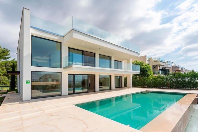 5 soveværelse Villa til salg i Puerto de Alcudia - € 3.650.000 (Ref: 5417104)