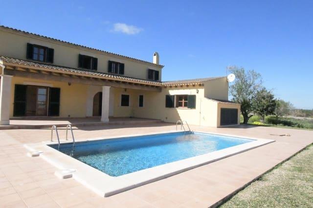 4 Zimmer Finca/Landgut zu verkaufen in Santanyi - 2.100.000 € (Ref: 5417108)