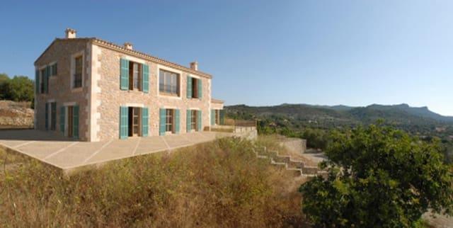 Finca/Casa Rural de 4 habitaciones en Artà en venta - 2.750.000 € (Ref: 5510730)